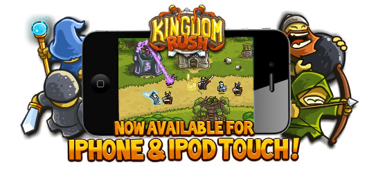 Kingdom Rush @ iPhone!