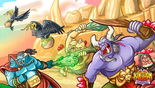 Kingdom Rush Origins Update Schedule - Ironhide Game Studio
