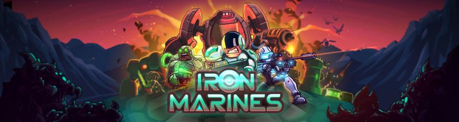 iron marines mod apk 1.4.0