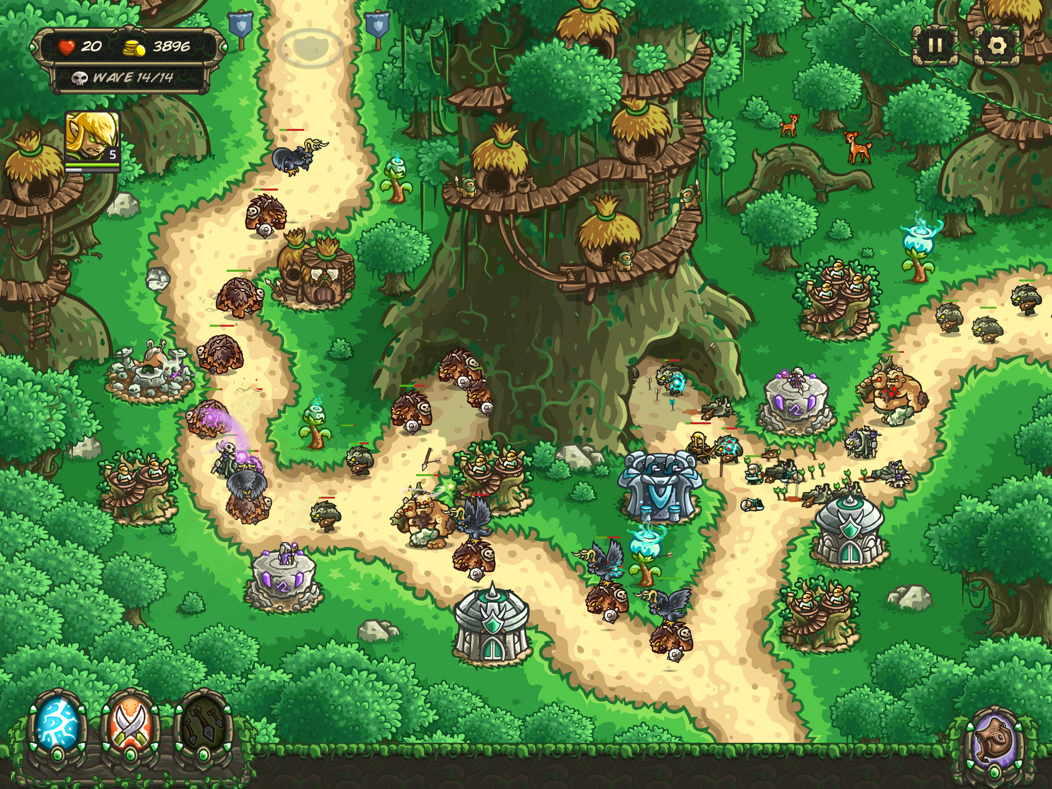 Kingdom Rush Origins - Ironhide Game Studio
